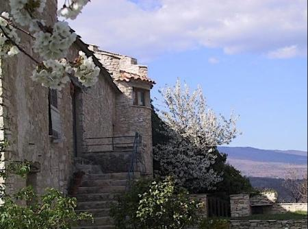 Holiday Gite Rental with Pool in Forcalquier, Alpes-de-Haute-Provence, France