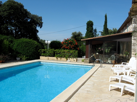 Self Catering Holiday Let at La Bergerie