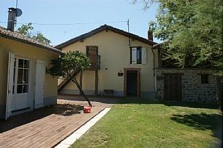 Self Catering Holiday House in Rochechouart, Haute Vienne, Limousin