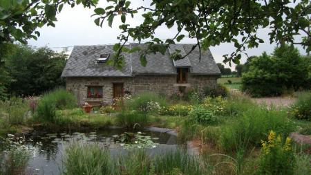 Self Catering Cottage to Rent in Saint-Michel-de-Montjoie, Normandy, France
