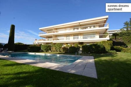 Croix-des-Gardes Holiday Apartment Rental, Cannes la Bocca, French Rivera