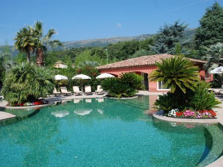 Holiday Rental Villa in Carros, Nice Area, Provence, France / La Colle Belle