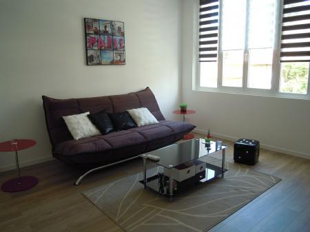 Modern Carnot Holiday Rental Apartment in Cannes, France