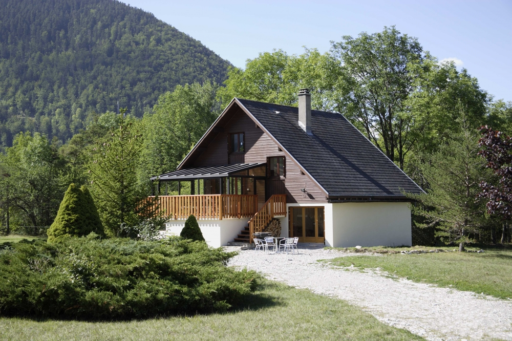 Holiday Chalet in Lus La Croix Haute, French Alps