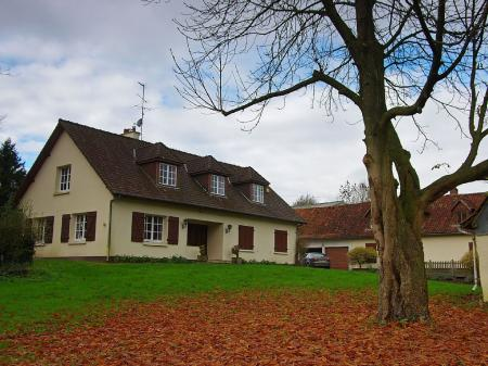Pas de Calais Holiday Home Rental in Rimboval, Nr. Montreuil, France / La Ferme
