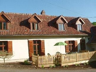 Holiday House to Rent in Rimboval, Pas de Calais, Near Montreuil, France - La Fermette