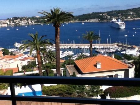 Luxury Villefranche-sur-Mer Holiday Apartment Rental, Cote d`Azur, France