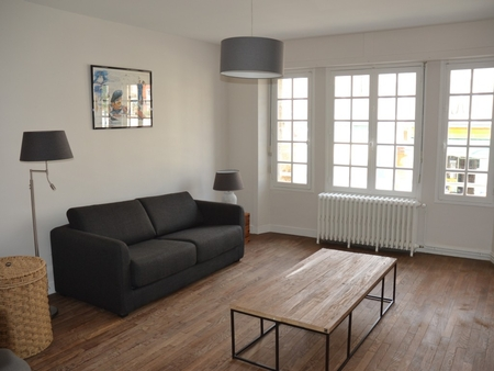 Two Bedroom Holiday apartment in Saint-Malo, Brittany, France