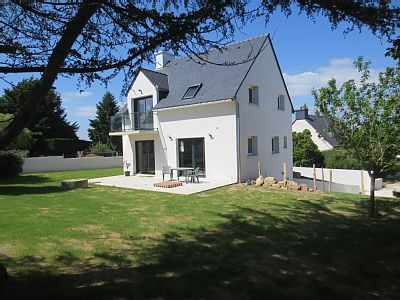 Beautiful Ile d`Arz  Holiday Villa Nr Vannes, Morbihan, Brittany, France