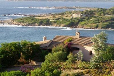 Porticcio Holiday Villa Rental with Large Private Pool, Corsica / 150m from Sea