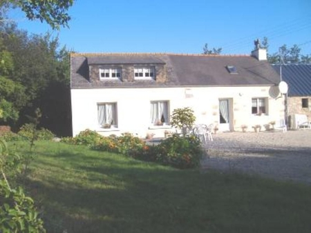Holiday Cottage in Plounevez Lochrist, Nr Plouescat, Morlaix Area, Brittany
