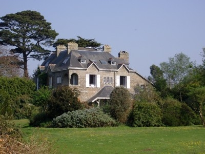 Fantastic Holiday Chateau in Locronan, Brittany, France