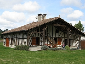 Holiday Farmhouse Near Casteljaloux, Landes, Gasocny, France