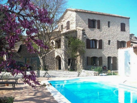 Holiday Cottage with Private Pool and Terrace, Herault, Languedoc, France