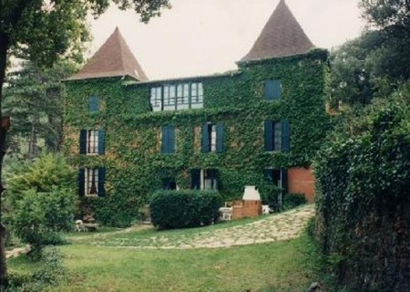Stylish Languedoc Holiday Manor in Herault, La-Tour-sur-Orb, France