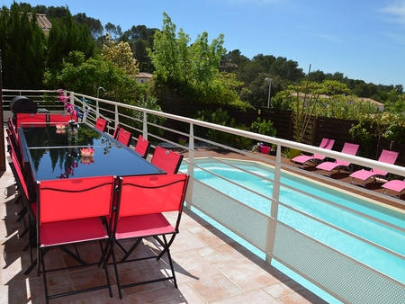 Holiday Rental Villa with Private Pool in Prades-le-Lez, Herault, France