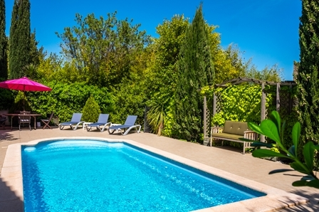 3 Bedroom Holiday Gite with private pool, nr Canal du Midi in Languedoc - La Fleurie