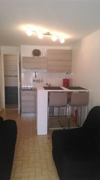 Newly Renovated Studio Apartment in Cap-d`Agde, Herault, France