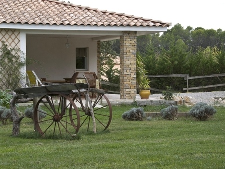 Holiday Villa Rental with Pool in Buzignargues, Herault, France