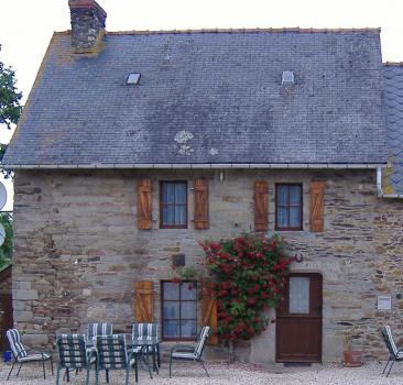 16th century Breton farmhouse Rental in Brittany, France ~ Brittany Holiday Farmhouse
