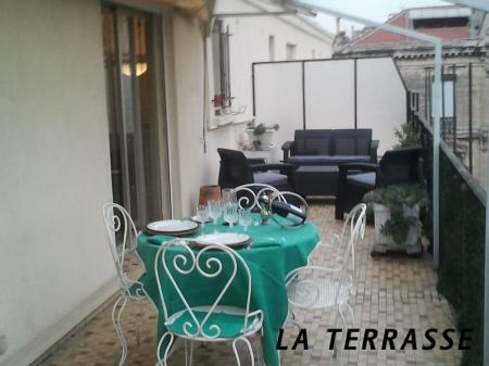 Holiday Rental Apartment in Montpellier, Herault, Languedoc, France