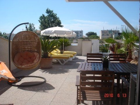 Carnon Plage Holiday Apartment Rental, 500m to Beach