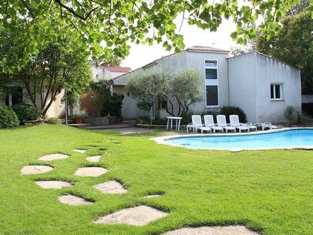 Comfortable Holiday Villa with Pool in St-Gely-du-Fesc, Herault, France