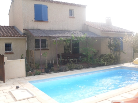 Holiday Villa Rental in Castries, Near Montpellier, Herault, France