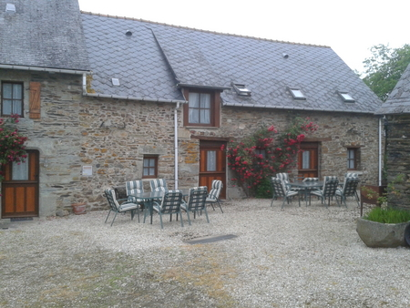 Cotes d`Armor Self catering accommodation in Brittany ~  Rose Gite