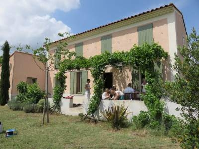 Holiday Villa Rental Near Lake Salagou, Herault, France