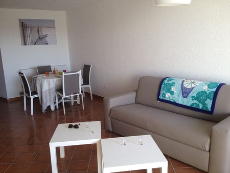 Front Line Beach Apartment to rent in La-Grande-Motte, Herault, France / CLOSE TO GOLF
