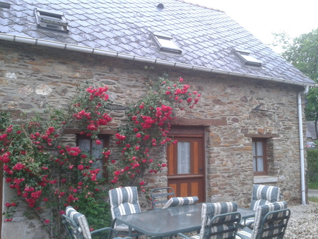 Lovely Brittany Self catering Rental Accommodation ~ Hydrangea gite