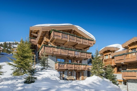Ski Chalets For Rental in Courchevel, Savoie, France
