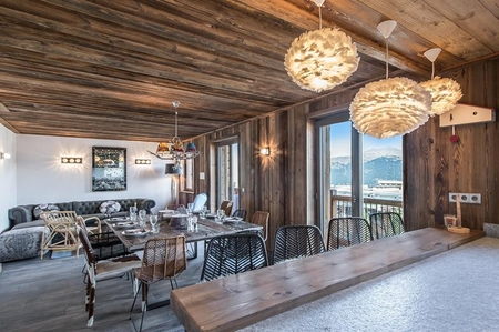 Fantastic Courchevel Ski Holiday Chalets in Savoie, France / Follieres 2