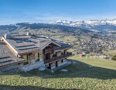 Luxury Ski Chalet Ararat, French Alps, Megeve