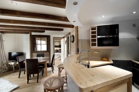 Superb Apartment in the centre of Courchevel 1850, Courchevel, France