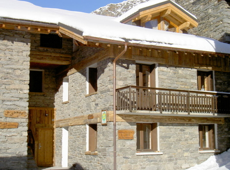 Holiday Apartment in Lavassaix, DIRECT ACCESS TO LES MENUIRE AND VAL THORENS