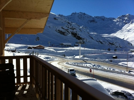 4 bedroom Holiday Apartment in Val Thorens, The Three Valleys Ski Area, French Aps