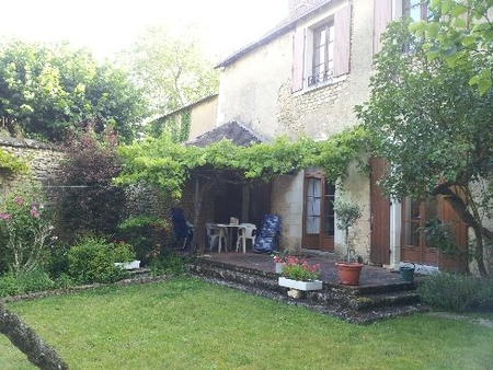 Beautiful self catering holiday home in Moncontour, Vienne, France