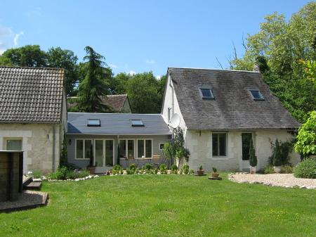 Holiday Cottage with Private Pool in Bornigal, Near Loches, Loire Valley