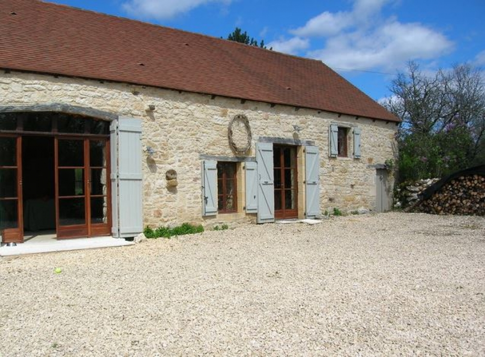 Stylish St Julien de Lampon Holiday House Near Sarlat, Dordogne