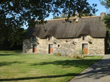 Holiday Rental Cottage in Nivillac, La Roche-Bernard, Morbihan, Brittany