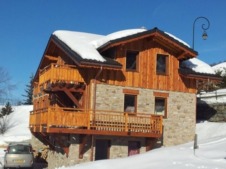 7 bedroom Chalet to Rent in St Martin de Belleville, Three Valleys Ski Area, France