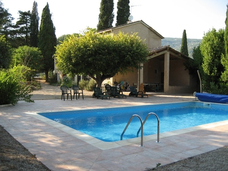 Modernised 18th Century 5 bedroom Farmhouse AND 4 Bedroom Villa in Provence, France