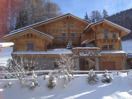 14 bedroom Chalet in Plangagnant, La Plagne, Rhone-Alpes, France