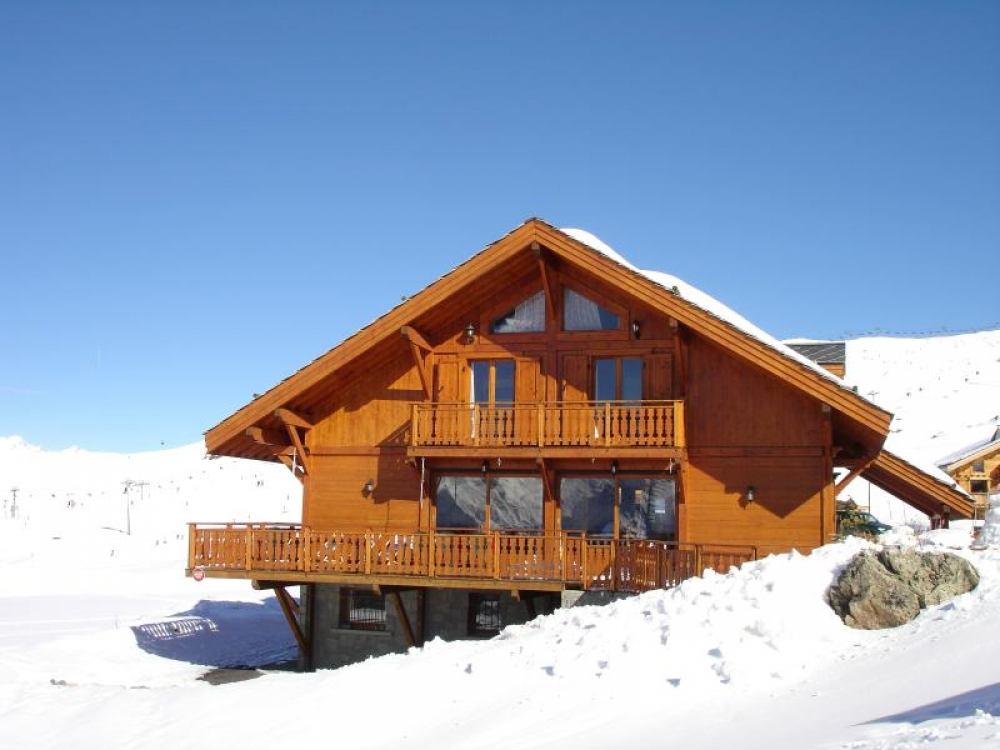 Luxury Fully Catered Ski Chalet in Alpe d`Huez, French Alps - Chalet Namika