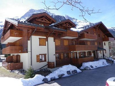Holiday Luxury Apartment Rental in Pralognan La Vanoise