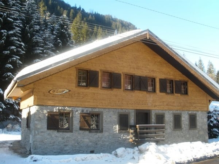Chatel Ski Holiday Rental Chalet, France / Chalet L` Enneige