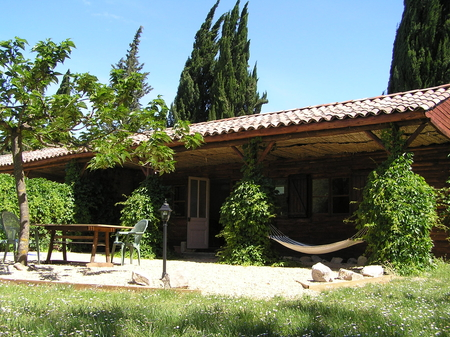 Holiday Gite with Pool Near Nimes, Gard, Languedoc, France / Meadow Gite Cottage