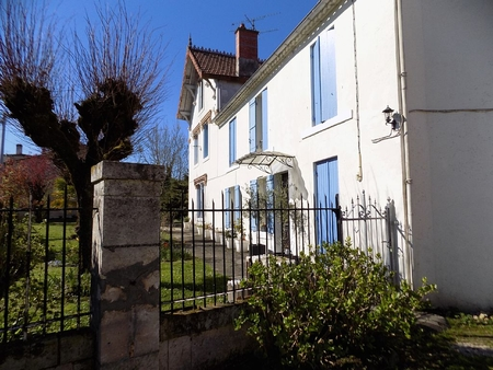 Sleeps 12 in two Gites with above ground pool Riberac, Dordogne, France